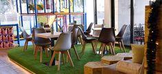 Σε αυτά τα καφέ, η διασκέδαση γονιών και παιδιών είναι εγγυημένη. Βάλτε τα στο πρόγραμμα για την επόμενη έξοδό σας, για να περάσετε όλοι καλά!