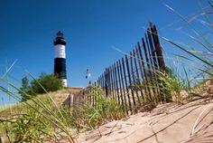Big Sable Point - Ludington, Michigan