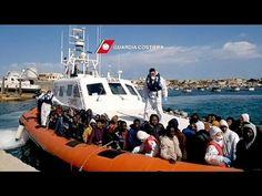 Itália: Mais de 1800 imigrantes clandestinos resgatados em 24 horas | Disso Você Sabia ? TV