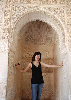 @ The Alhambra! (Granada, Spain)