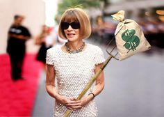Anna Wintour and Pitchfork are now corporate buddies.