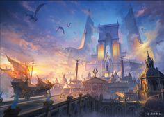 一个天空之城