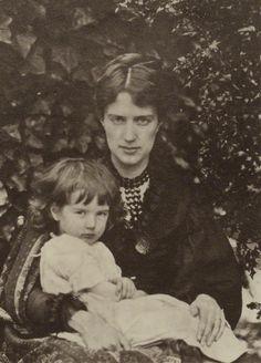 Marie Stillman (née Spartali), Michael Stillman (mid 1870s)
