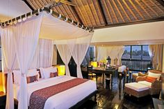 Bali bedroom