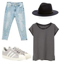 A fashion look from July 2016 featuring cotton shirts, Bershka and gray shoes. Browse and shop related looks. Cotton Shirts, Gray Shoes, Everyday Look, Mango, Fashion Looks, Adidas, Polyvore, Shopping, Tops