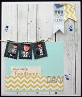 A Project by ElizabethCarney from our Scrapbooking Gallery originally submitted 03/02/12 at 01:23 PM