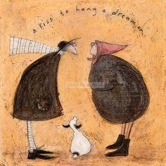 "Panter & Hall: Sam  Toft - ""A Kiss to Hang a Dream on"" 2015"