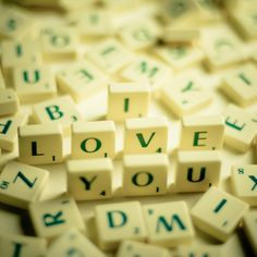 I love you scrabble card from eyeshoot photography