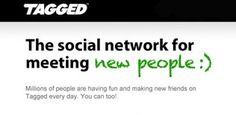 red social tagged para conocer gente nueva