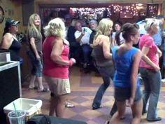 Country Girl, Shake It ~ Line dance