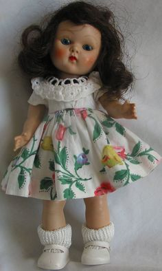 Vogue Strung Ginny Doll - All Original 1950's