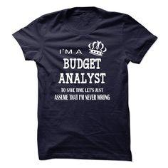 i am  a BUDGET ANALYST T Shirt, Hoodie, Sweatshirt