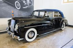 Austin 135 Sheerline Princes II - 1950