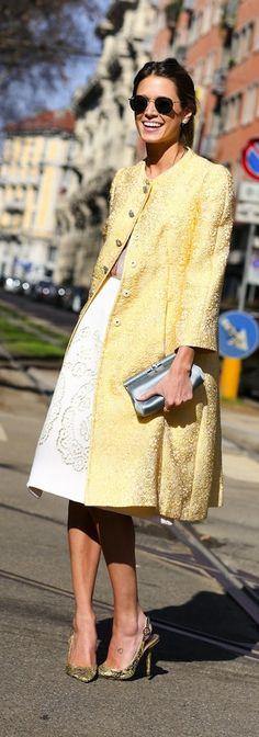 Street Chic | Milan Fashion Week.