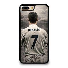 CRISTIANO RONALDO LEGEND iPhone 7 / 8 Plus Case Cover - Black / Plastic