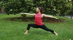 14 Yoga Poses That Will Tone Your Entire Body This Summer | Bustle