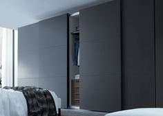 Modern #Sliding #Door #Wardrobe For Your Contemporary Bedroom..http://goo.gl/aLNgCg