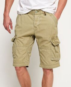 55% Off was £44.99 now £19.99 New Mens Superdry Core Cargo