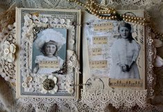 Altered book and box
