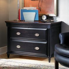 Monroe Lateral Filing Cabinet