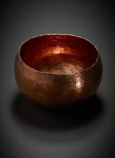 Copper Bowl. HTD Jewellery.