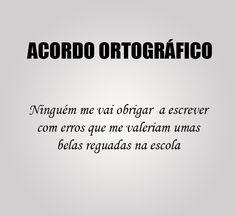 #acordoortográfico #português