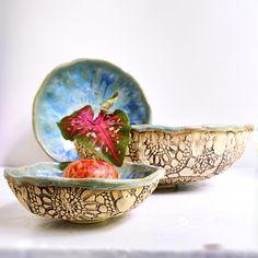 Urban Rustic nesting bowl set