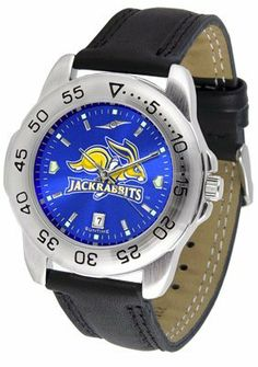 South Dakota State University (sdsu) - Jackrabbits Sport Leather Band Anochrome - Men's - Men's College Watches by Sports Memorabilia. $50.76. Makes a Great Gift!. South Dakota State University (sdsu) - Jackrabbits Sport Leather Band Anochrome - Men's