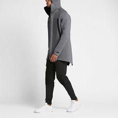 Nike Sportswear Tech Fleece Men's Parka Nike Fleece, Nike Tech Fleece Men, Nike Sportswear, Athleisure, Mens Fashion, Fashion Menswear, Street Wear, Normcore, Parka