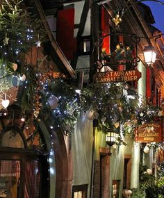 The Christmas Market Riquewihr, Alsace : The Good Life France
