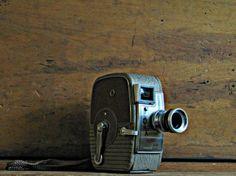 Vintage Keystone Capri K30 8mm Camera