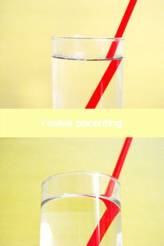 These two super simple light refraction experiments are an easy way to bring science to life with your kids! They are fun and fascinating.