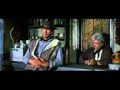 """- 1964 - """"""""Por un puñado de dolares"""" - """"Fistful Of Dollars"""""""" - Clint Eastwood -  Película completa en español -"""
