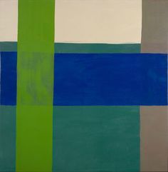 Dan Christensen Untitled, 1969, 1969 (Enamel and acrylic on canvas, 57 x 56 1/2 inches)