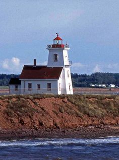 Woods Island, Prince Edward Island  1997 by Karl Agre, M.D., via Flickr