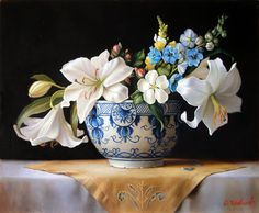 Discussion on LiveInternet – Russian Service Online Diaries <!-- Begin Yuzo --><!-- without result -->Related Post The Annalynn Magnolia Floral Canvas Wall Art Set c. Rose Flower Arrangements, Pencil Drawings Of Flowers, Lily Painting, Still Life Flowers, Floral Drawing, Still Life Art, Arte Floral, Beautiful Paintings, Watercolor Flowers