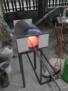 Selbstbau Gasesse - Schmiede das Eisen