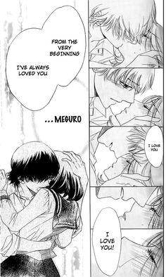 What manga is this? Somebody now?