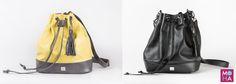Ta sama torebka, ale dwie różne osobowości. Czy Twoja torebka odzwierciedla Twoją osobowość? Zaprojektuj swoją własną, niepowtarzalną torebkę z MoHa Design!  ___________________________ www.mohadesign.pl