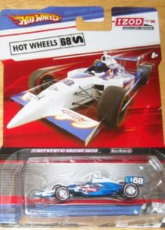 Hot Wheels 2009 IZOD IndyCar® Series #68 Indy Car 1:64 Scale by Hot Wheels. $7.99. Hot Wheels Izod IndyCar Series # 68 Hot Wheels Logo Indy Car 1:64 Scale. Hot Wheels Izod IndyCar Series # 68 Hot Wheels Logo Indy Car 1:64 Scale