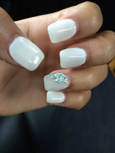 Prom Nails :)