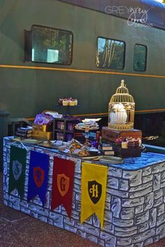 Harry Potter Birthday Party Ideas | Photo 1 of 69
