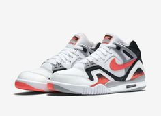 super popular 24aa9 c0f49 nike air tech challenge II QS Hot Lava