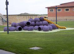 EPDM площадка Surfacing купола | игровое оборудование | игровые площадки
