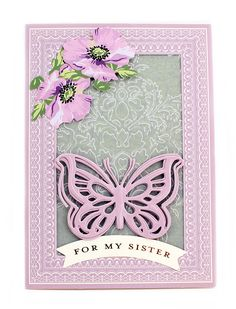 Ornate Embossing Folders