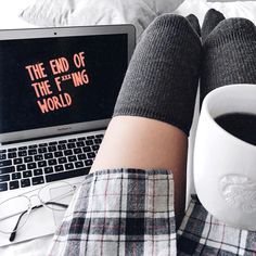 """Pinterest: @startariotinme 4,005 Likes, 71 Comments - LYDIA F. (@deaddsouls) on Instagram: """"netflix & coffee what's your fav series at the moment guys?"""""""