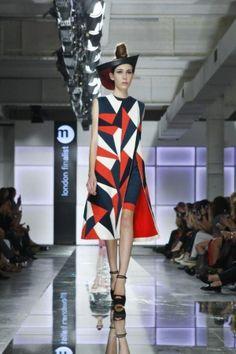 Istituto Marangoni Fashion Show via http://nowfashion.com