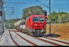 RailPictures.Net Photo: CP 4715 Caminhos de Ferro Portugueses Siemens CP 4700 series at Castelo Novo, Portugal by J.C.POMBO