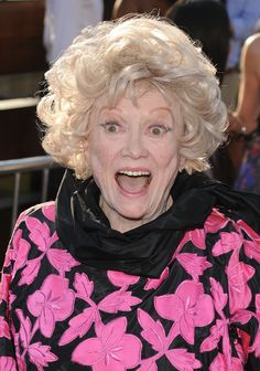Remembering 2012's Lost Celebs/Entertainers:   Phyllis Diller  Actress/comedienne Phyllis Diller, who was best know for her stand-up act, died at the age of 95 on Aug. 20. 2012 in Los Angeles.