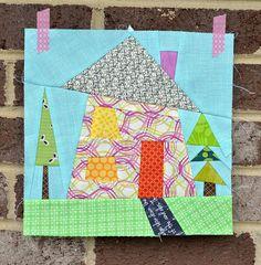 Wonky House Tutorial